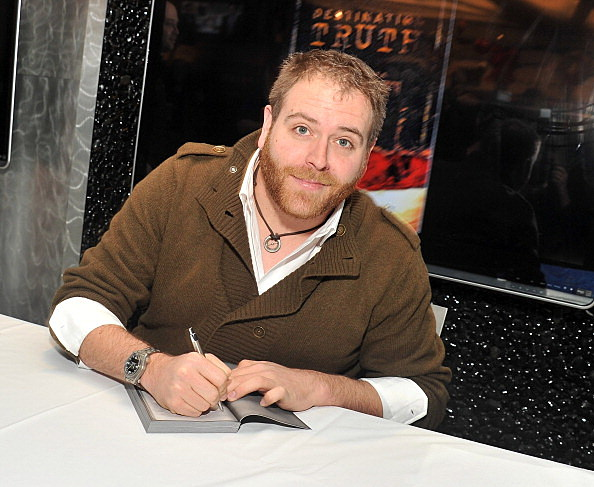 "Josh Gates Signs Copies Of ""Destination Truth: Memoirs Of A Monster Hunter"""