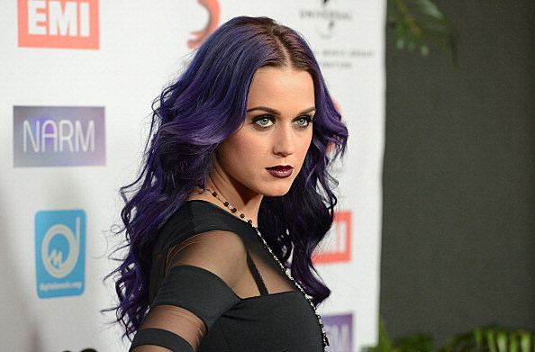 Katy Perry is the new face of Cover Girl.