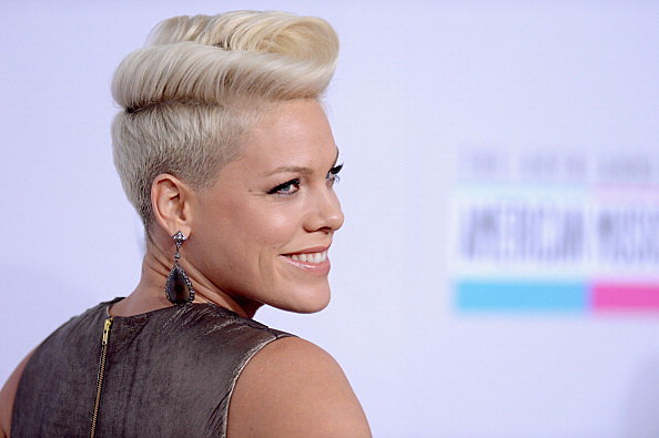 Pink postpones three more tour dates for complete vocal rest.