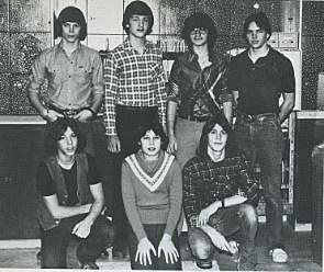 WESH Staff in 1980