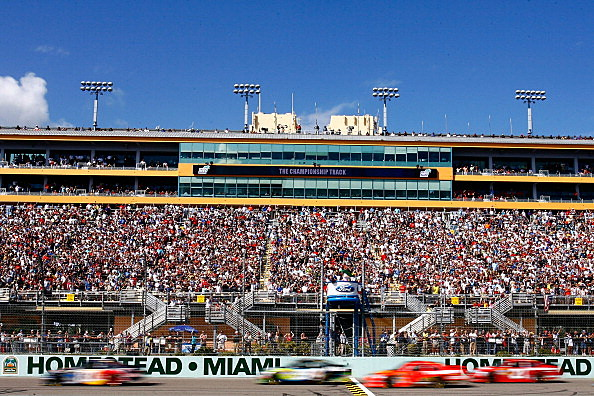 NASCAR Sprint Cup Finale is this weekend in Florida.