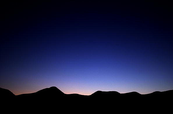 Bakersfield at night