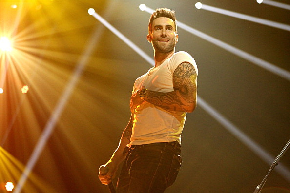 Will Adam Levine Be People's Sexiest Man Alive for 2013?