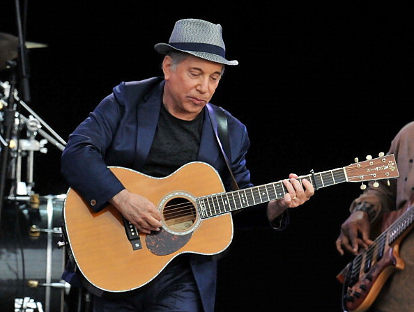 Sting and Paul Simon to tour together in 2014.