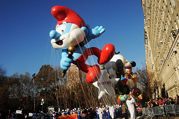 Five things that may surprise you about the Macy's Thanksgiving Day Parade.