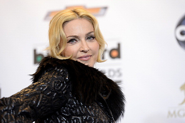Madonna tops Forbes list of world's highest paid musicians.