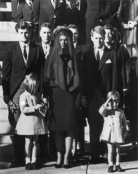 Remembering JFK 50 years later.