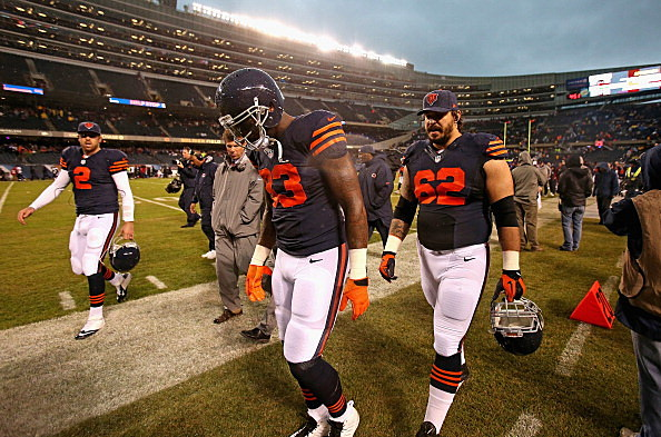 Baltimore Ravens v Chicago Bears - Tornado Weather Delay