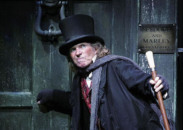 The Players of Utica present the 31st season of Scrooge.
