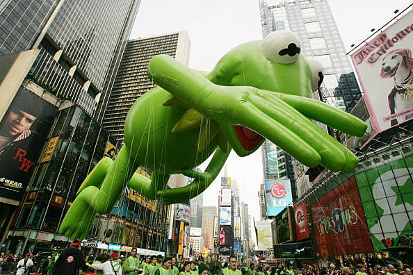 Surprising facts about the Macy's Thanksgiving Day parade.