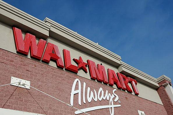 Walmart gets a jump on Black Friday sales.
