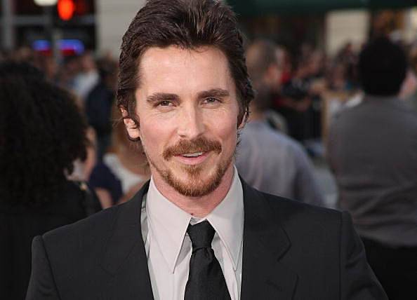 Actor Christian Bale is not your typical Hollywood superstar.