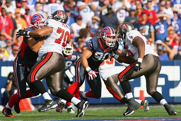 Tampa Bay Buccaneers v Buffalo Bills