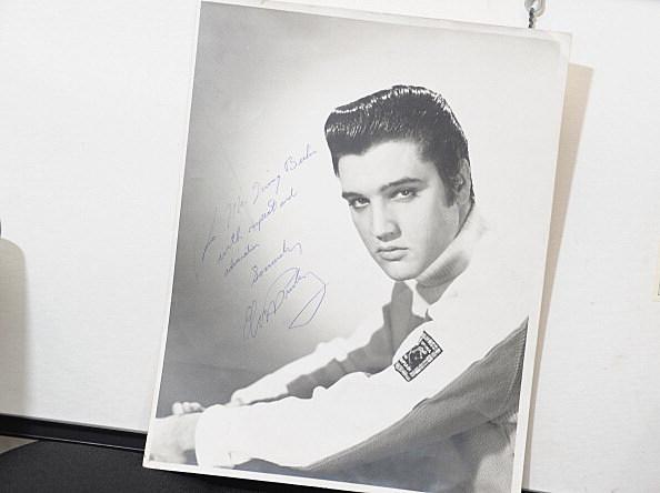 Elvis would've been 79 today.