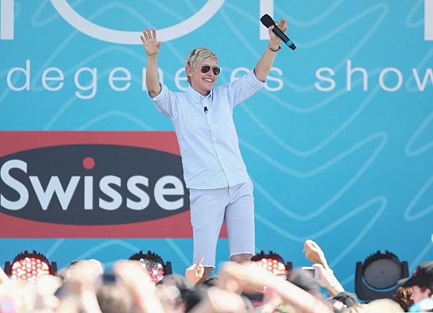 Ellen DeGeneres is America's favorite TV star