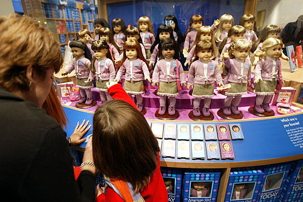 American Girl doll petition.