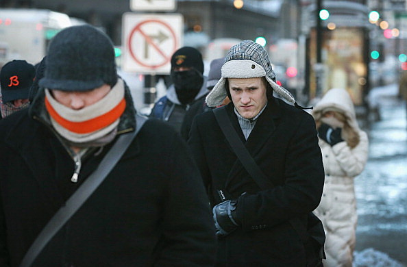 Sub-Zero Temperatures-how to keep safe.