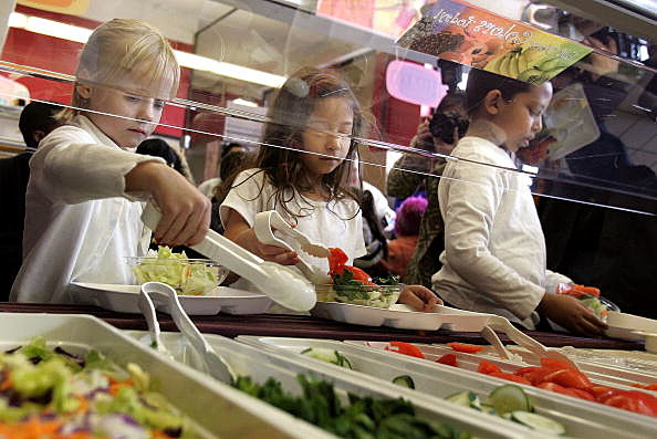 Kids lunches tossed in garbage by school officials in Utah.