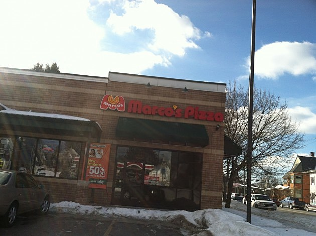 Marcos Pizza Rome