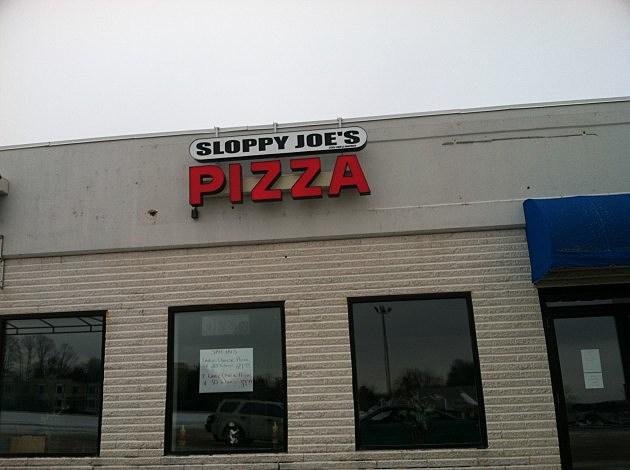Sloppy Joes Pizza New Hartford