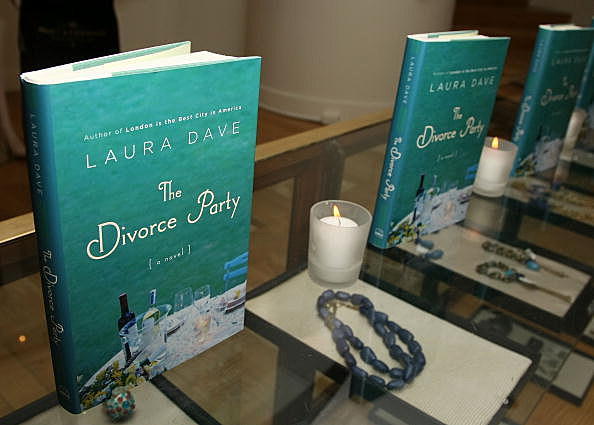 """""""The Divorce Party"""" Book Launch Party"""