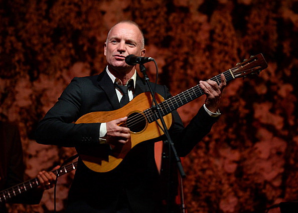 "Sting's ""The Last Ship"" concert airs in February on PBS."