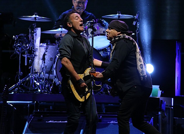 Bruce Springteen And The E Street Band Tour -  Auckland