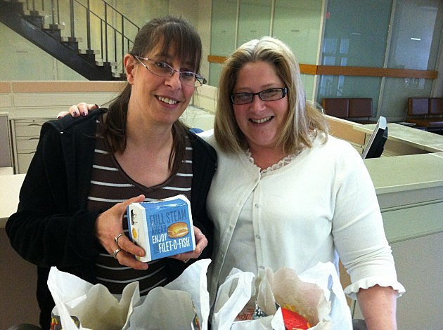 McDonald's Workplace of the Week - Oneida County Office For the Aging