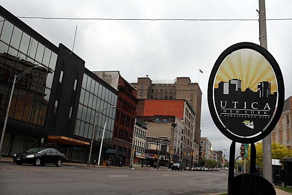 Genesee Street Utica