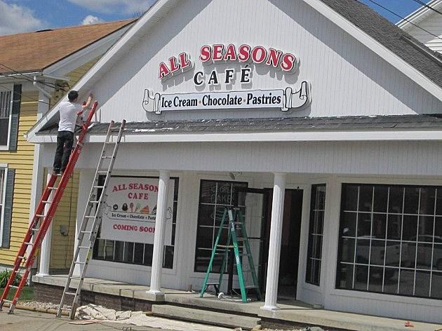 all seasons cafe clinton