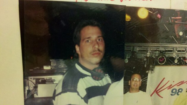 Mark in the 80s