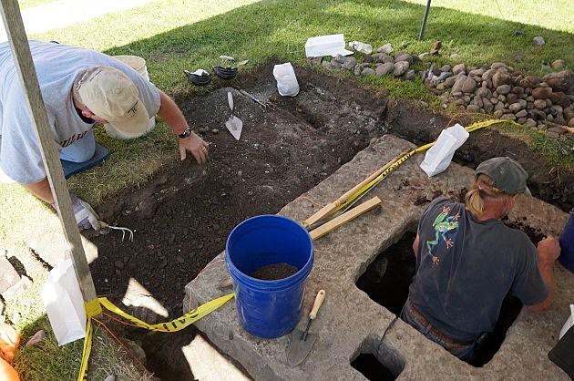 Archaeological Excavation Fort Dayton