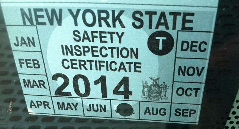 Texas Does Away with Vehicle Inspection Stickers – Could it Work in New  York?