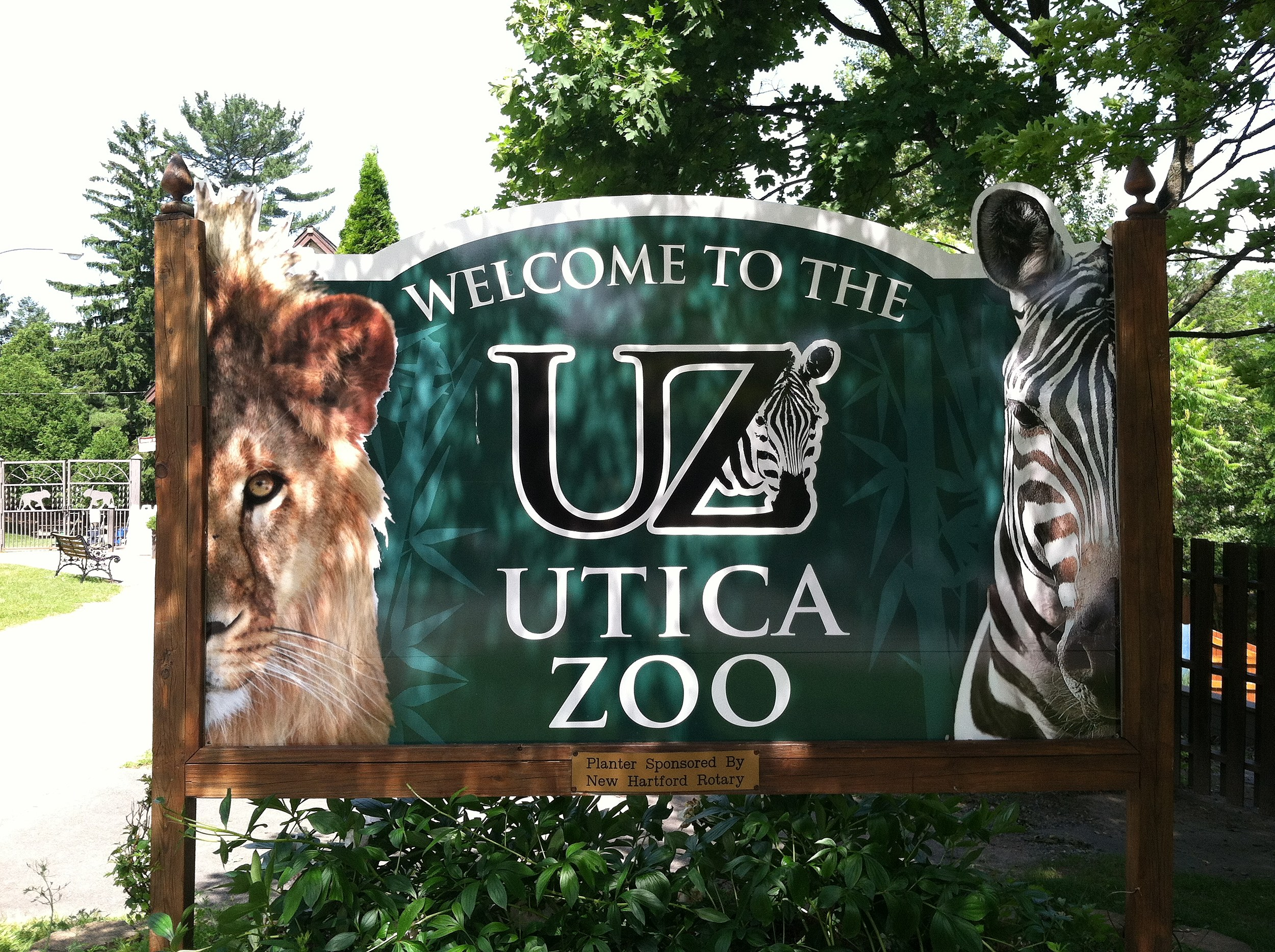 Stop By The Utica Zoo This Sunday July 20th For Free Admission And