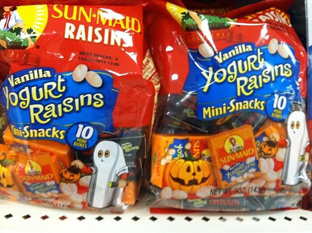 July is too soon for Halloween treats.