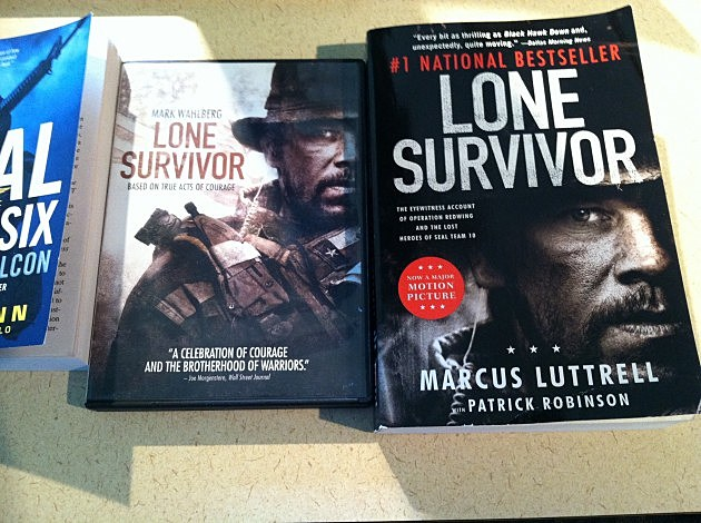 """Lone Survivor"" is worth watching and reading."