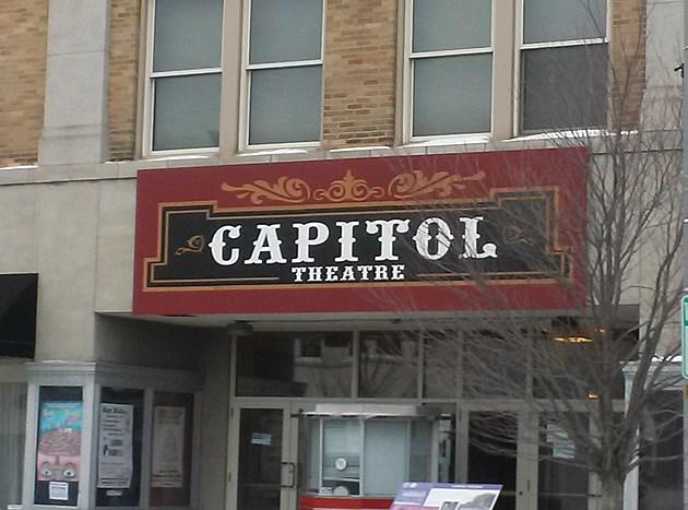 The Capitol Theatre in Rome