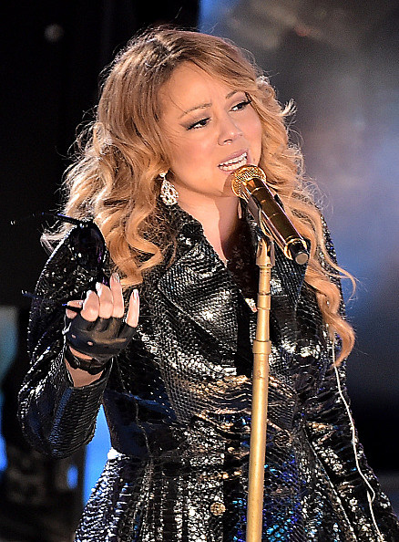 Mariah Carey Lip Sync Fail [VIDEO]