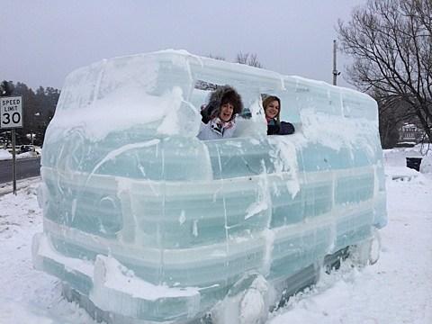 Saranac Lake Winter Carnival Amp Lake Placid New To Naomi