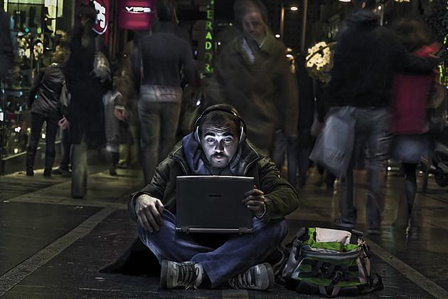 Wi-Fi pavement