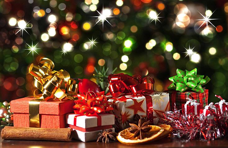 Hotel chocolat christmas wreath gift box