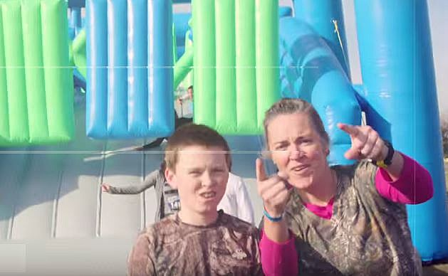 Watch the 2016 insane inflatable 5k preview for Insane inflatable 5k shirt