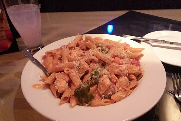 Chicken Riggies From Delta Lake Inn in Rome