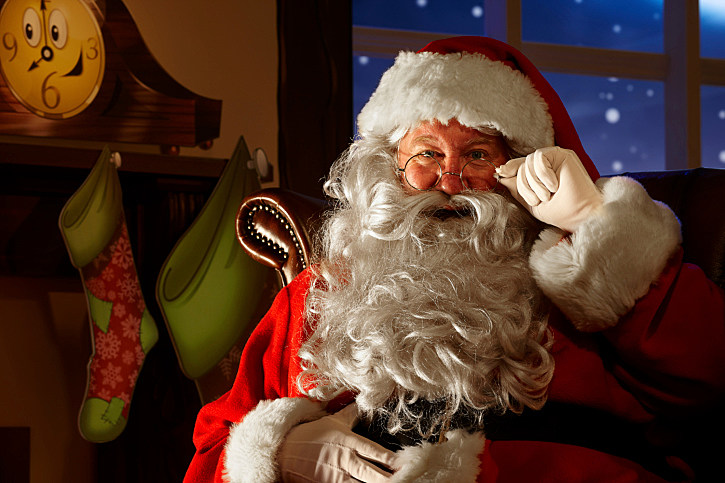 chat with santa for free