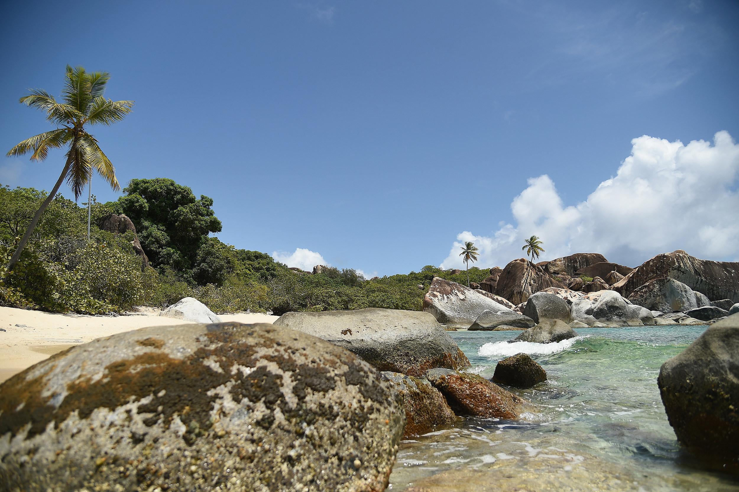 Tropical Paradise - The Virgin Islands