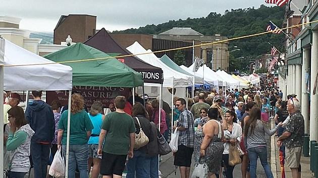 Little Falls Cheese Festival