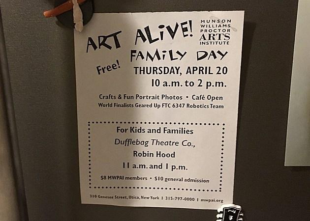 Art Alive at MWPAI
