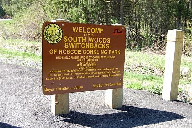 South Woods Switchbacks trailhead