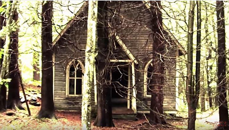 Abandoned Catskills