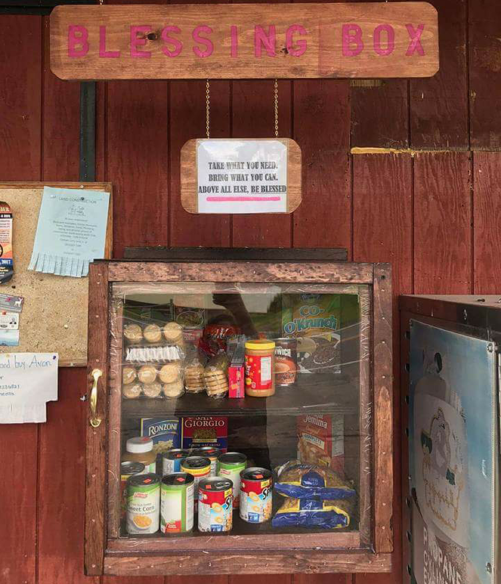 Photo of 'Blessing Box' in Bridgewater